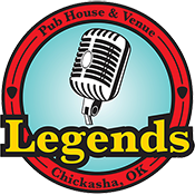 Legends Pub House and Venue Logo